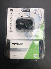 VIVITAR - DVR 786HD FULL HD ACTION CAM - BLACK NEW