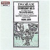 Antonin Dvorak - Dvorák: Symphony No. 5; The Water Goblin (1987)