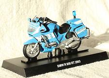 BMW R850 RT Polizia 1:24 Motorrad- Modell / Die-cast