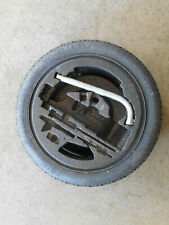 Vintage Continental T105/70D14 spare tire-for Chevy?Include original key