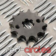 12 TOOTH 428 PITCH PIT DIRT BIKE 17mm FRONT SPROCKET 50cc 110cc 125cc PITBIKE