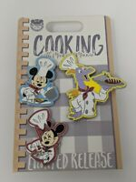 Cooking With Mickey And Minnie From Figment 2020 Food And Wine Festival LR Pins