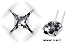 DJI Phantom 4 Drone Wrap RC Quadcopter Decal Sticker Custom Skin Accessory SPFRC