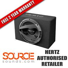 "Hertz Dieci DBX25 10"" Loaded Subwoofer Box 4 Ohm (Ω) - FREE 2 YEAR WARRANTY"