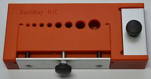 BackBayRC Soldering Jig (No Base) TRX, EC5, EC3, XT60, Deans, HXT 2MM, 4MM, 10MM