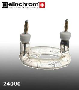 Elinchrom Flashtube 24000 Flash Tube Speed Plug-In for BXRi & Quadra A #EL24000
