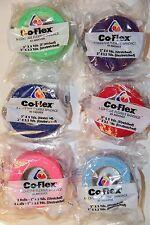 """Co-Flex Bandage 2""""x5 Yards Different Colors"""