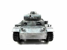 Complete Metal 1/16 Mato Panzer III RTR Ver Infrared RC Tank Metal Color 1223