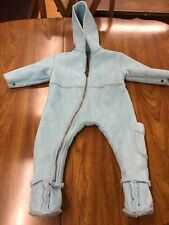 UGG Australia Baby Hooded Snow Suit Sz 9 month