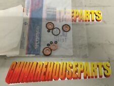 2011-2014 DURAMAX DIESEL LML FUEL INJECTOR SEAL KIT NEW GM # 19256465