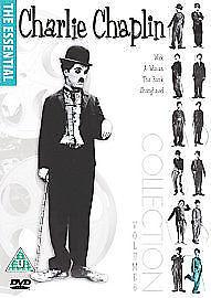 Charlie Chaplin - The Essential Charlie Chaplin - Vol. 6 (DVD, 2004)