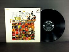 "THE MONKEES ""The Birds, The Bees..."" SHP-5708  RARE JAPAN orig. w/ Color Pin Ups"