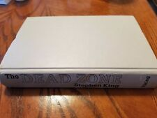 The Dead Zone by Stephen King 1st Viking Publishing 1979