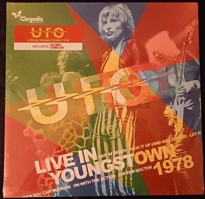 UFO - Live In Youngstown 1978 RSD 2020 Double vinyl ,Mint condition Sealed