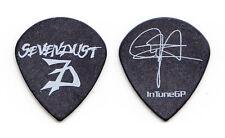Sevendust John Connolly Signature Black Guitar Pick - 2005 Tour