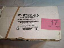 ZTC 560 Transformer Power Unit boxed   (R17)