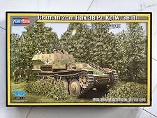 HOBBY BOSS 1/35 WW II GERMAN 2CM FLAK 38 PZ.KPFW. 38 ( T )  MODEL # 80140 F/S