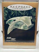 1995 Hallmark Keepsake Star Trek Romulan Warbird Christmas Ornament
