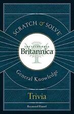 Scratch & Solve(R) Encyclopaedia Britannica General KnowledgeTrivia (Scratch & S