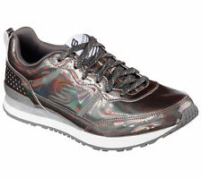 Skechers Synthetic Leather Lace Up Shoes for Women