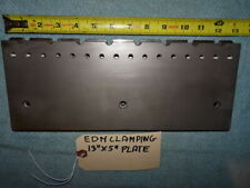 """Edm Clamping Plate 13""""X5"""""""