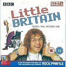 PROMO  DVD - Little Britain