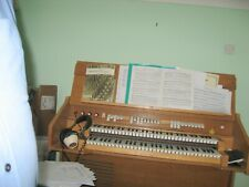 More details for electric church organ - possibly