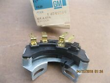 1966 Oldsmobile 88, 98 Neutral Safety and Back-up Lamp Swtich, GM NOS 392369