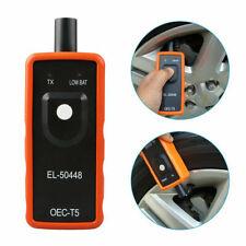 Tire Pressure Monitor Sensor OEC-T5 TPMS Reset tool EL-50448 Car Auto For GM US
