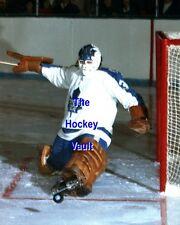 LEAF Mask! Doug FAVELL Toronto MAPLE Leafs KICK Save CUSTOM LAB Action 8X10 NEW!