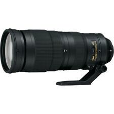 Nikon AF-S NIKKOR 200-500 мм f/5.6 ED IF M/A SIC SWM VR объектив — черный — 20058