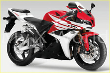 A FULL FAIRING KIT FOR Honda 2009-2012 CBR600RR CBR 600 RR Red&White
