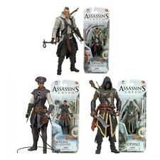 "ASSASSIN'S CREED - 6"" Series 2 Action Figure Set (3) McFarlane #NEW"