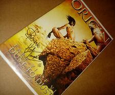 Wolverine origin #6 signed Herb Trimpe + richard isanove + df coa nm Stan Lee