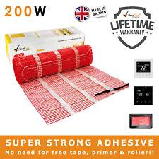 Electric Underfloor Heating Mat Kit 200W | Floor Heating | All Sizes