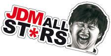 JDM ALLSTARS Sticker Bomb bombed Mr Chow Hangover Aufkleber OEM Japan Wakaba DUB