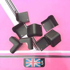 (8x) plastic corners speakers / combo amp / case /  box / ect