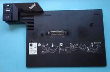 IBM Lenovo ThinkPad Dockingstation T60 T61 R60 R61 T400 T500 W500 42W4630 2504