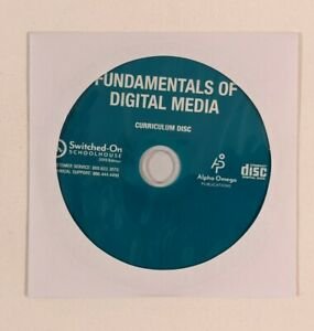 Switched on Schoolhouse Fundamentals of Digital Media 9th 10th 11th 12th