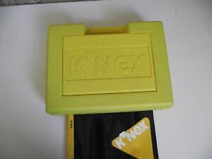 K'NEX Construction Set 43010 with Yellow Case and set 12016 Formula Racers