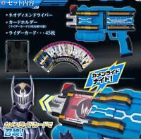 BANDAI Kamen Masked Rider Zi-O DX Neo Diend Driver 45 Card Bandai Limited JAPAN