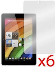 "x6 Protector Pantalla LCD Hellfire Trading Lámina Acer Iconia A3 A3-A10 10.1"""