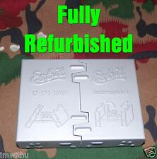 Refurb Esbit Smallest Fastest Cooking Wood Stove Non Toxic Bug out Bag Survival