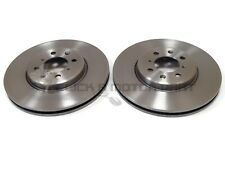 ROVER MG ZR 160 & MG ZS 180 FRONT 2 VENTED BRAKE DISCS 282MM NEW SET
