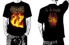 VADER Go to Hell T-SHIRT ORIGINAL OFFICIAL MERCH new low price MORBID ANGEL