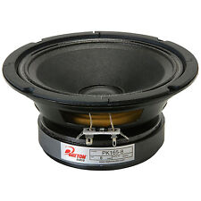"Dayton Audio PK165-8 6"" Professional Paper Cone Midrange made with Kevlar"