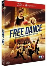 Free dance (2 univers 1 seule passion) BLU-RAY NEUF SOUS BLISTER
