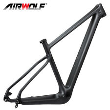 "29ER T1000 M PF30 Carbon Mountain Bike Frame Max 2.4"" Tires Carbon MTB Frames"