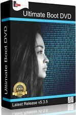 Recover and Repair Your Windows PC with Ultimate Boot DVD for Win 7 8 10 XP