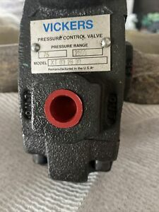 Vickers Presssure Control Valve New
